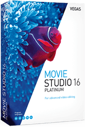 MAGIX VEGAS MOVIE STUDIO 16 v16.0.0.142 官方最新版